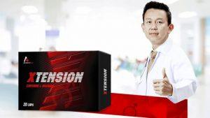 อาหารเสริม X-Tension — ภาพรวมผลิตภัณฑ์ราคาและผลประโยชน์