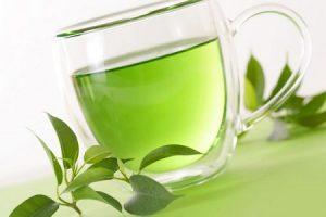 องค์ประกอบของยาลดน้ำหนัก Garcinia Extract Plus — Green tea
