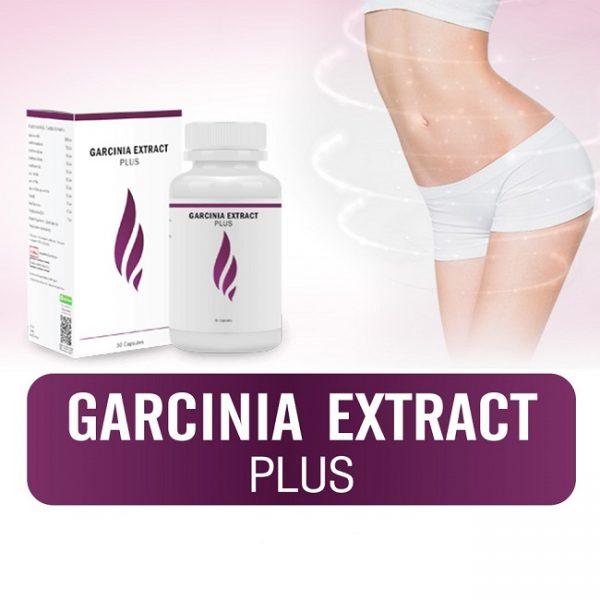 Garcinia Extract Plus ลดน้ําหนัก – ยาลดความอ้วนแบบไม่เป็นอันตราย