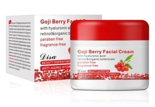Goji Cream กี่กรัม — วิธีใช้ครีมนี้