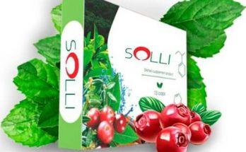 Solli อาหารเสริมลดน้ําหนัก
