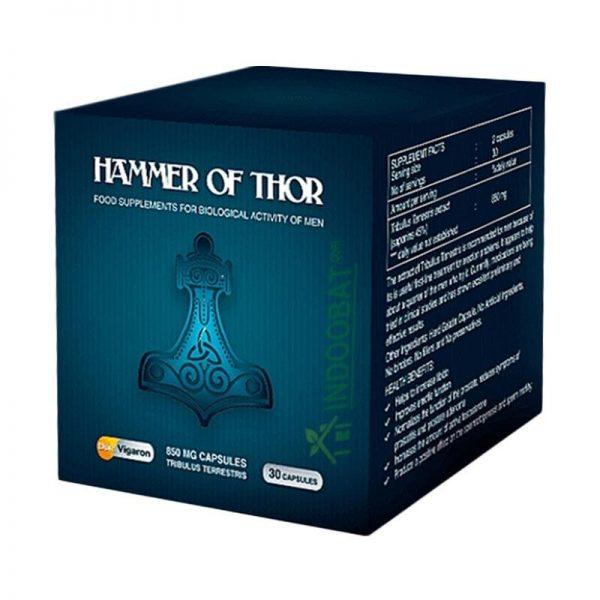 Hammer of Thor แคปซูล