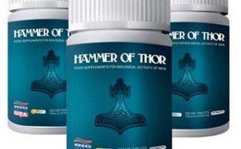ยา Hammer of Thor ราคา — สั่งซื้อ ได้ที่ไหน รีวิว