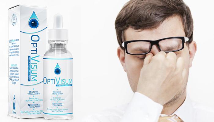 Optivisum ดีจริงไหม — ตรวจสอบรายละเอียดของยาหยอดตา
