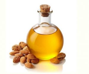 Rechiol โครงสร้าง — Almond oil (น้ำมันอัลมอนด์)