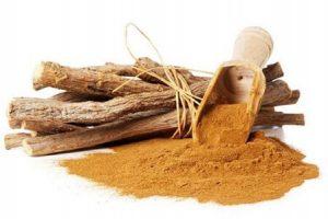 Rechiol โครงสร้าง — Liquorice extract (สารสกัดจากชะเอมเทศ)