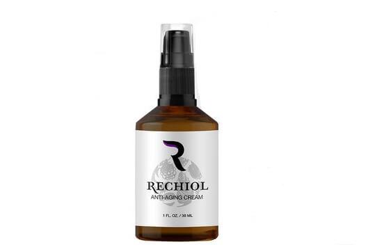 Rechiol โครงสร้าง — รีวิวของเซรั่มสำหรับการฟื้นฟูผิว